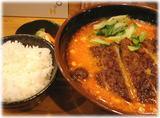 グスタメン 排骨豆乳坦々麺