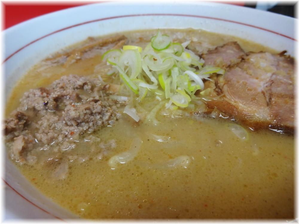 みずき 味噌拉麺のスープ