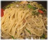麺匠 むさし坊 仙台店 ゆず塩らー麺の麺