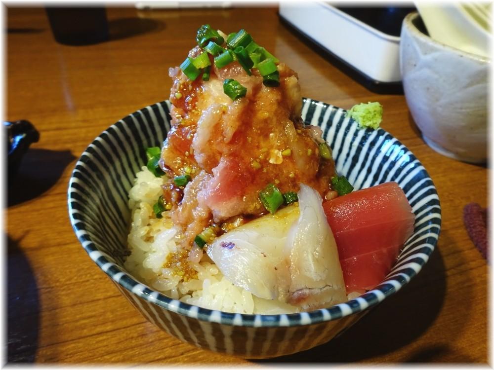 寿製麺よしかわ 海鮮丼