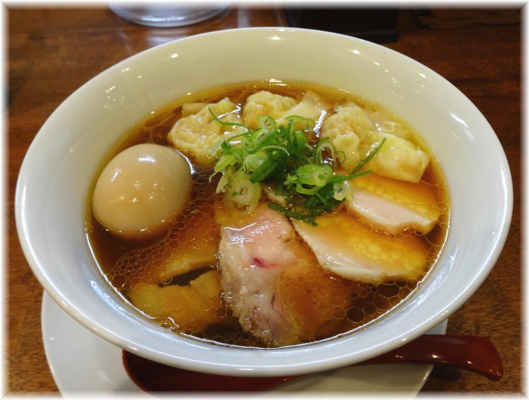 麺や維新 特醤油らぁ麺