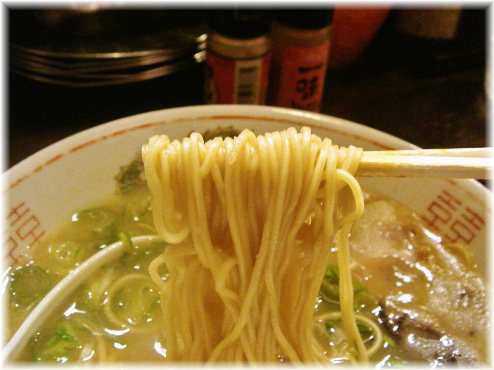 kenzocafe KENZOラーメンの麺