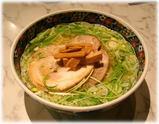 麺厨房 函館 あじさい 味彩塩拉麺