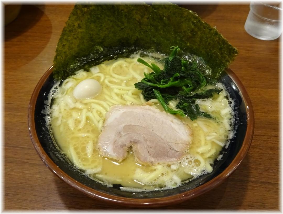 町田商店 ラーメン(並)