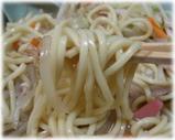 大ちゃんラーメン チャンポンの麺