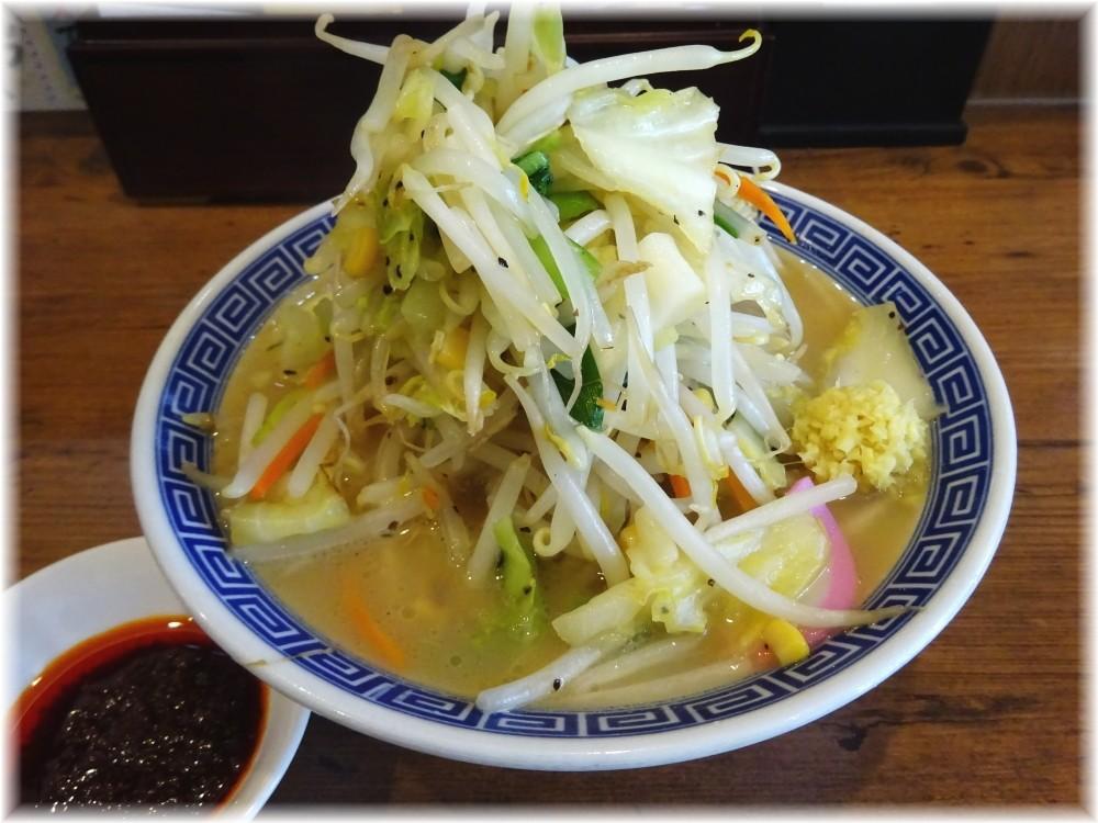 トナリ大宮店 ピリ辛タンメン