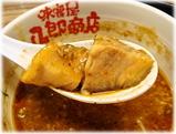 味噌屋八郎商店 味噌つけ麺のチャーシュー