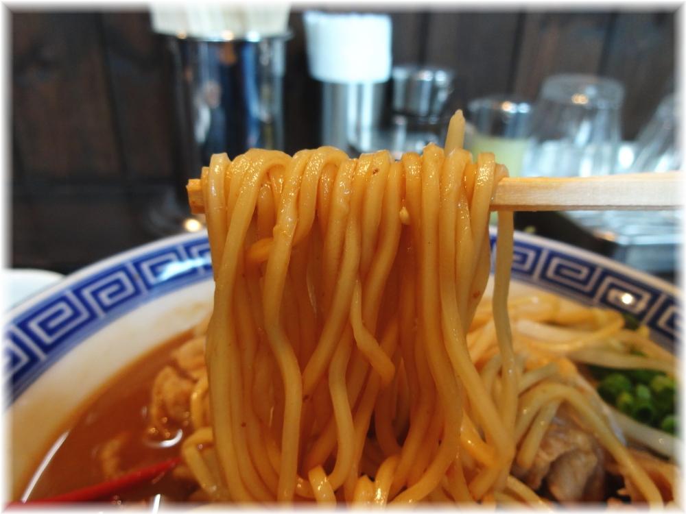 中華そばJAC JACそばの麺