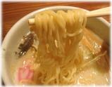 山頭火 日本橋店 塩ラーメンの麺