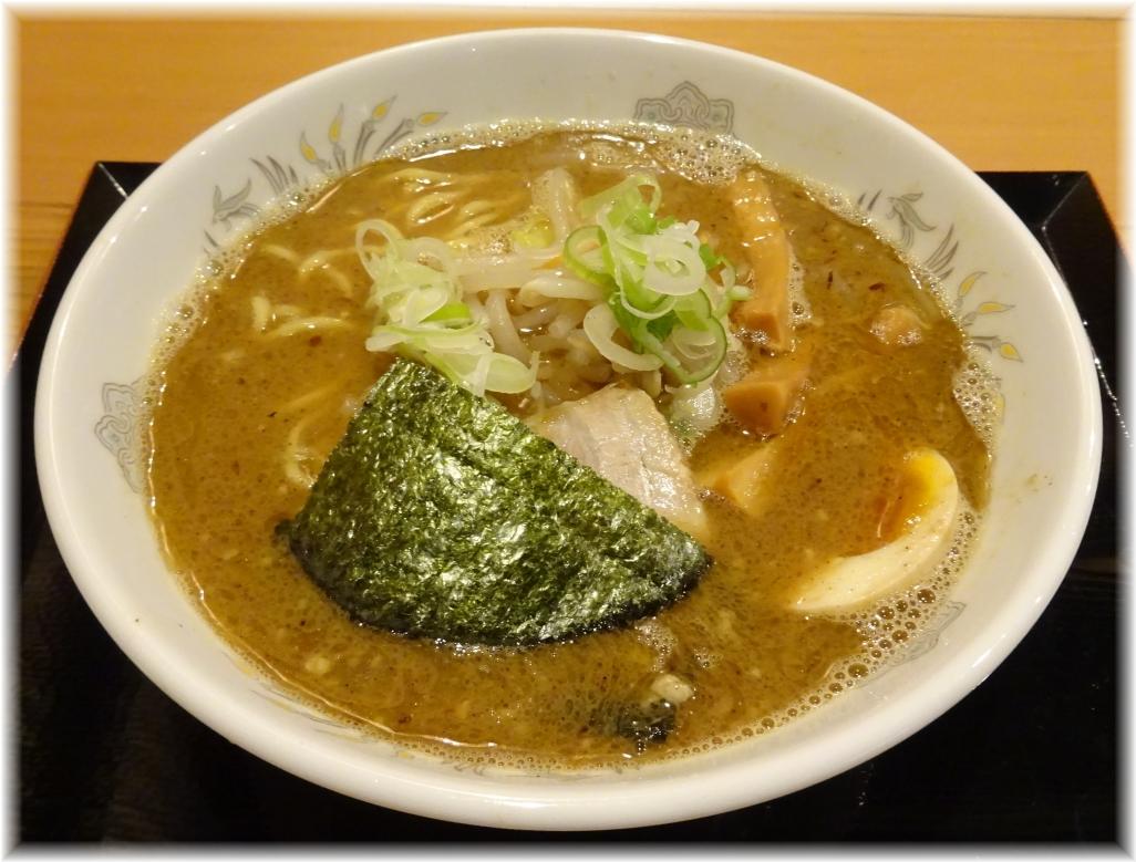 絆心 濃厚味噌らー麺