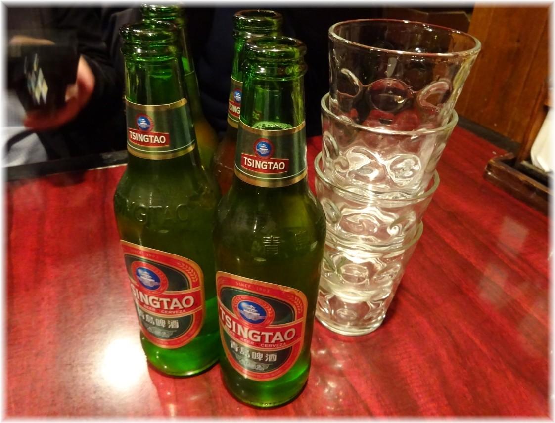 楊2号店 青島ビール