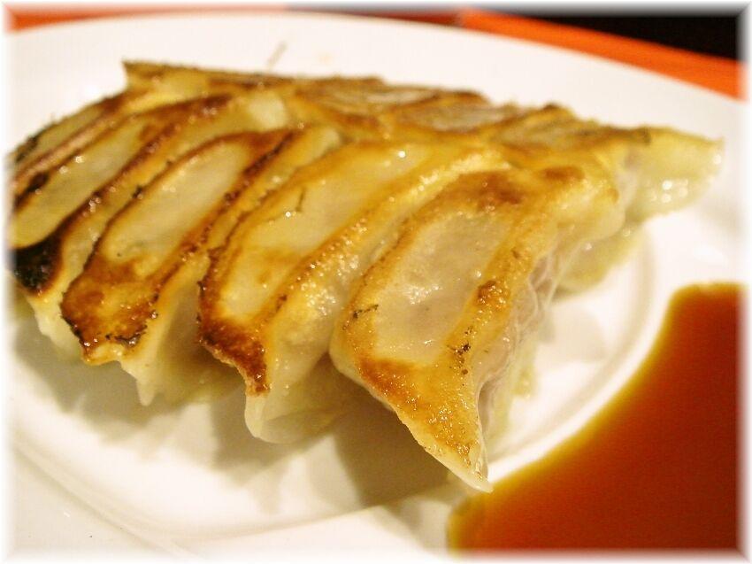 福ヤ 焼き餃子