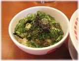 太陽のトマト麺 新お茶の水支店 ネギ飯