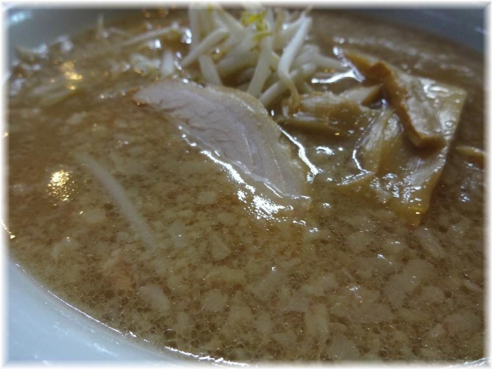 ホープ軒 ラーメンのスープ