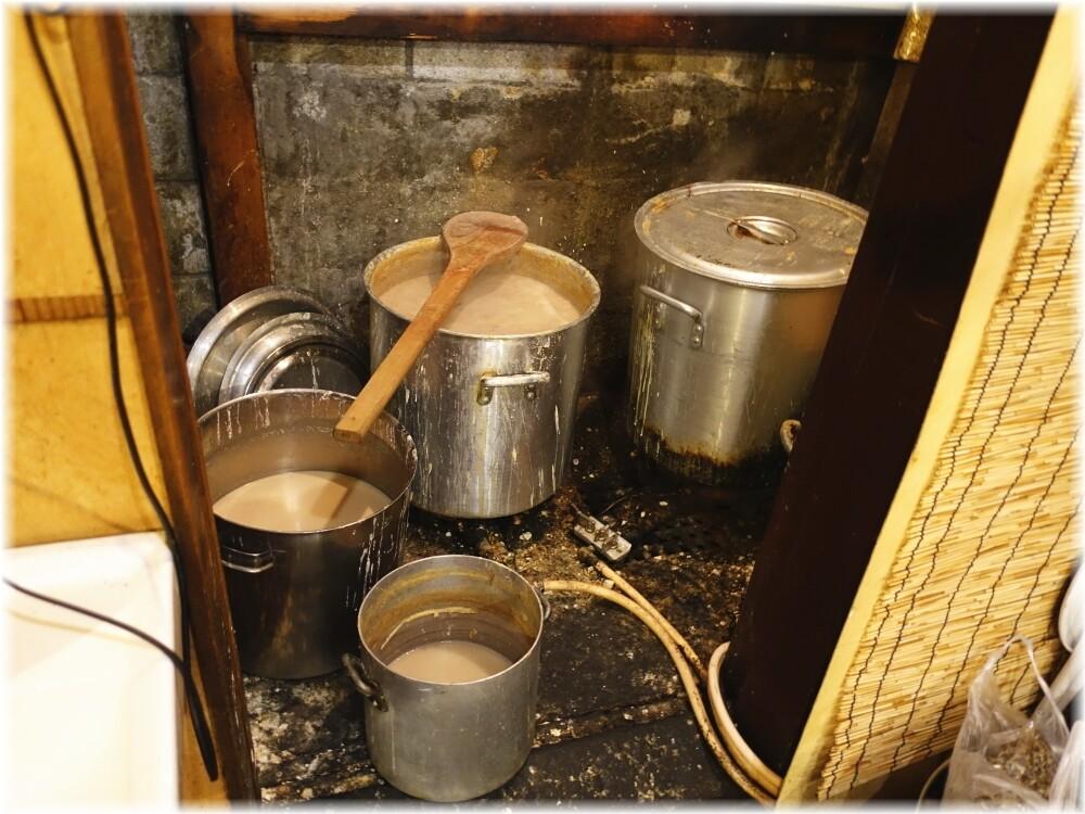 ラーメン健太 スープ部屋