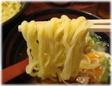 粋家 和風醤油つけ麺の麺