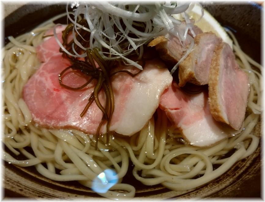 寿製麺よしかわ川越店2 鴨つけそばの具