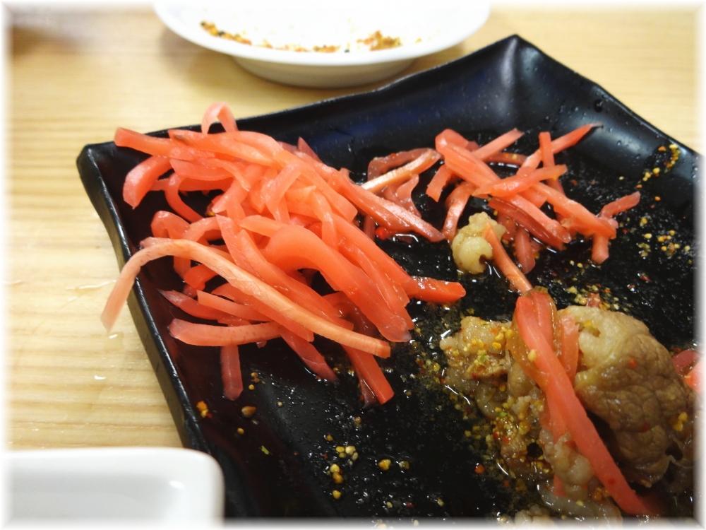 吉野家 紅生姜
