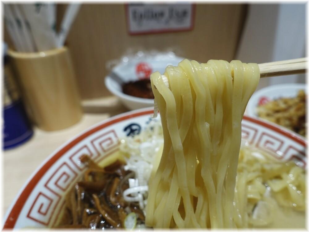 田中そば店渋谷PARCO店 冷やかけ中華そばの麺