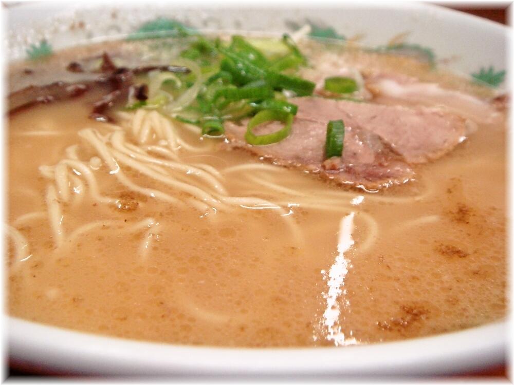 未羅来留亭 ラーメンのスープ