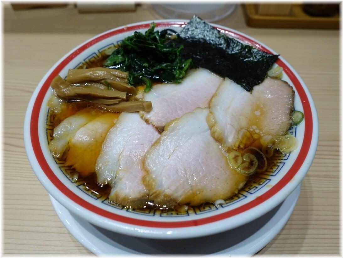 玉田町店 旨味醤油そば特製チャーシューメン