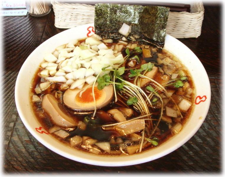 梅乃家 チャーシュー麺