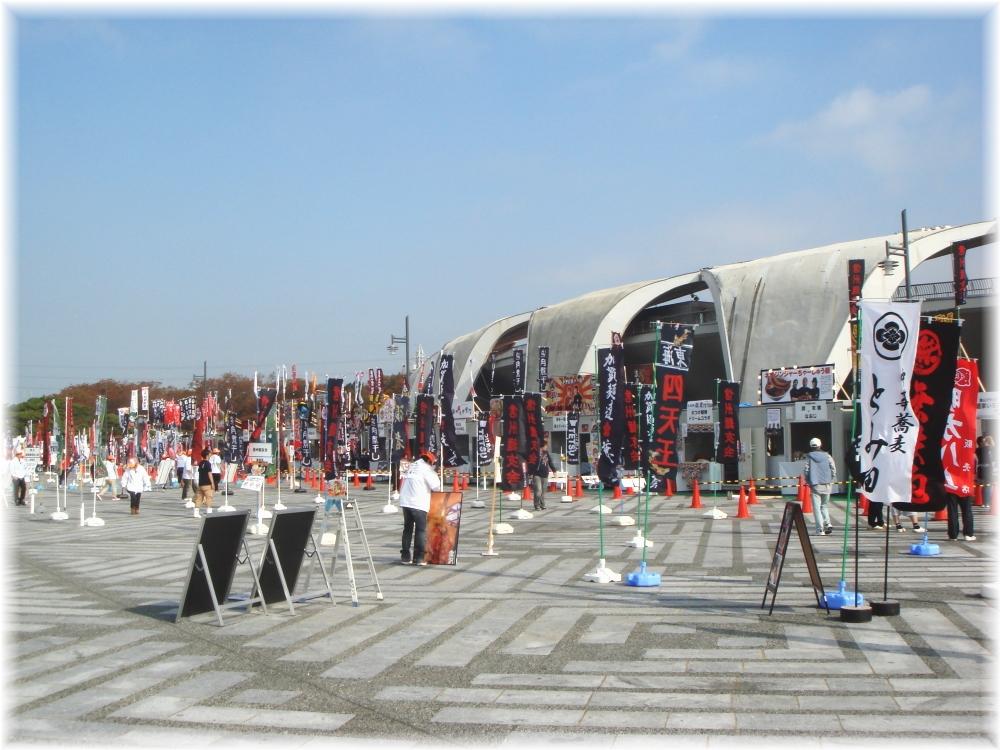 東京ラーメンショー2011 会場2