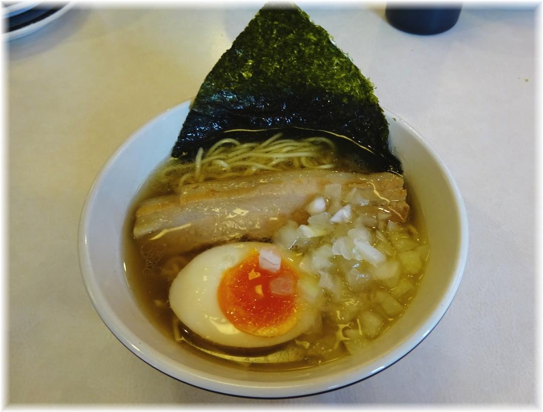 はま寿司 コク旨煮干しラーメン