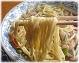 池田屋 チャンポンの麺