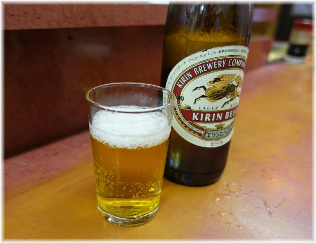 若月4 ビール