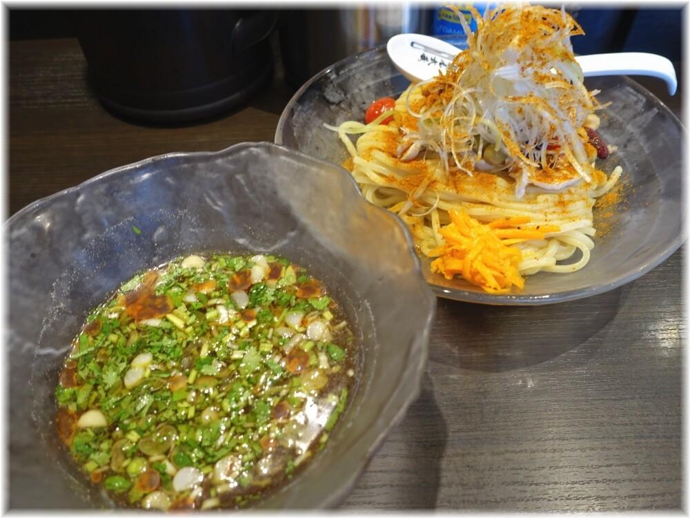 麺屋武蔵五輪洞3 冷やし真サラつけ麺