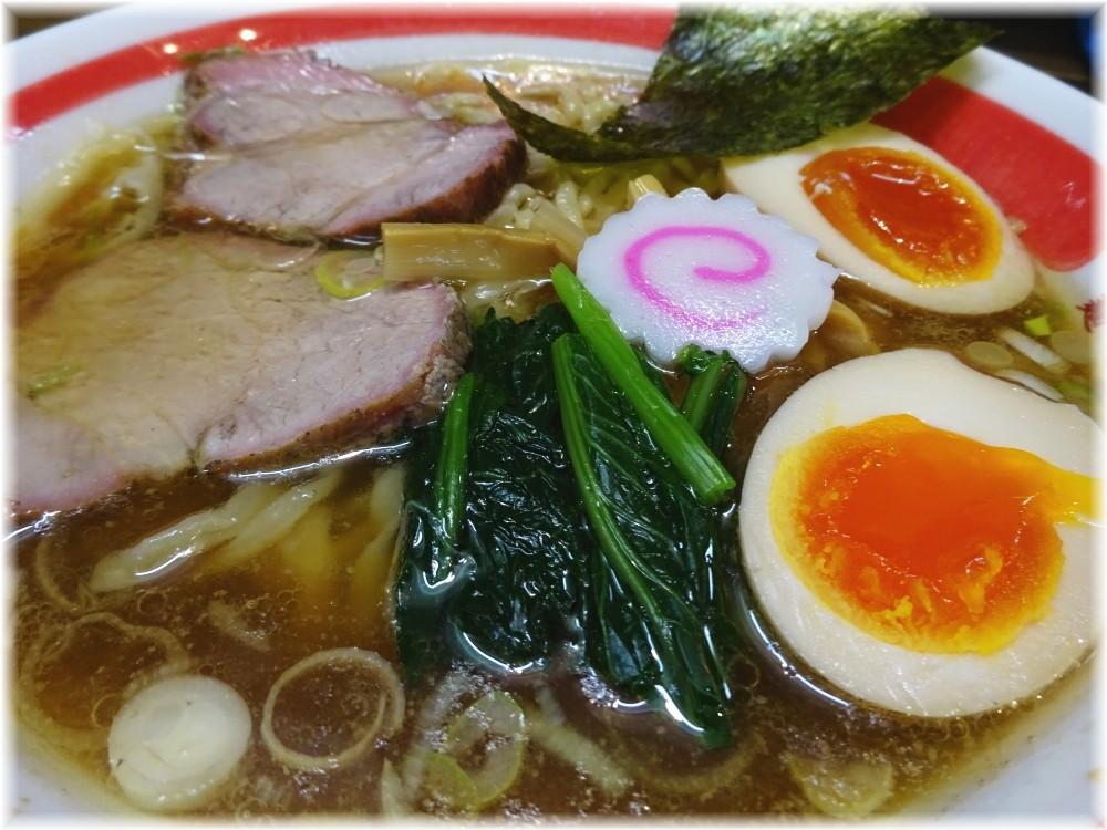 麺壱吉兆2 中華そば+煮玉子の具