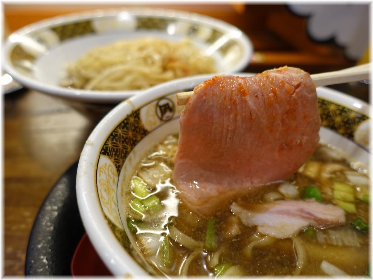 ラーメン凪大宮店3 すごい煮干つけ麺のチャーシュー