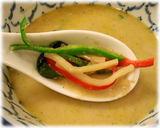 づゅる麺池田 タイカレーつけ麺の具