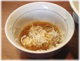 麺処びぎ屋 釜揚げしらすご飯+スープ