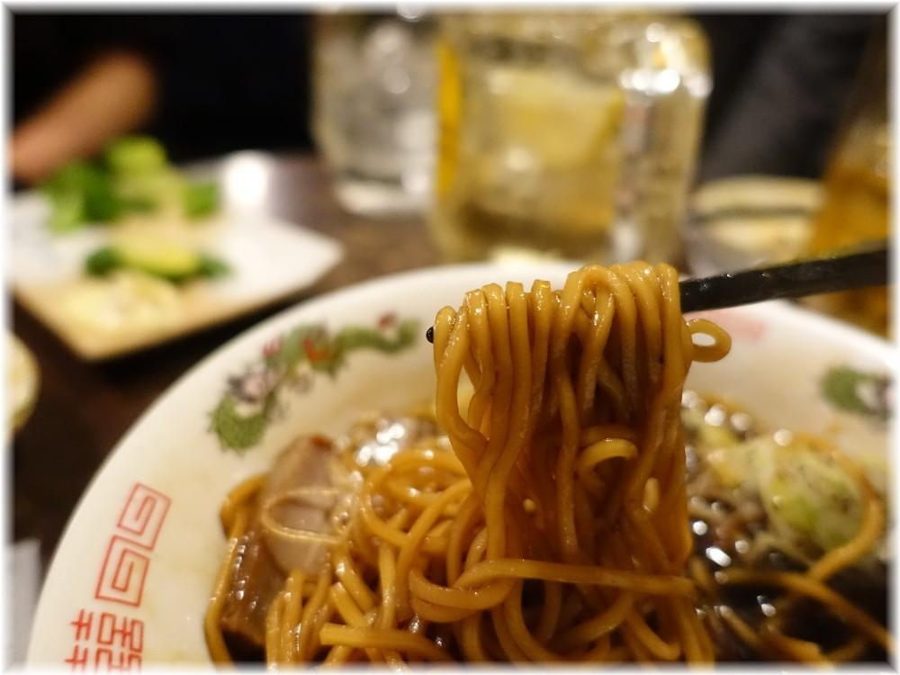 金町製麺9 金町ブラックの麺