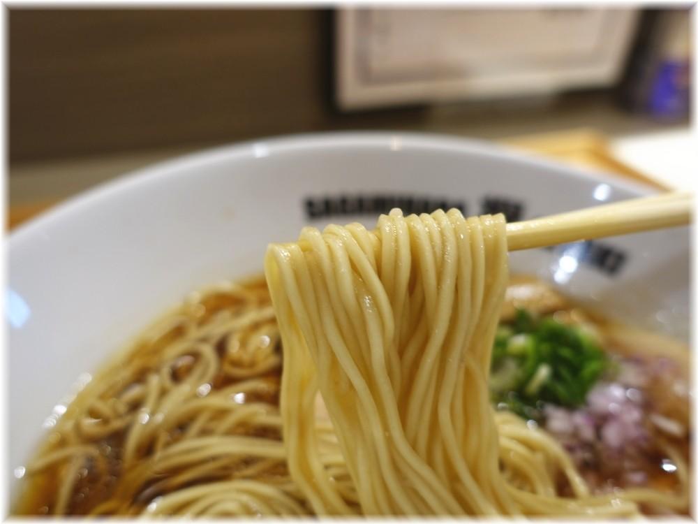 SAGAMIHARA欅 醤油の麺