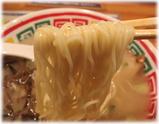 九州じゃんがら ぼんしゃんの麺