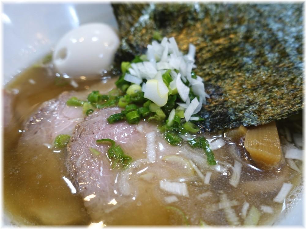 壱富士 特製塩煮干ラーメンの具2