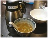 つけ麺TETSU つけ麺のスープ割り