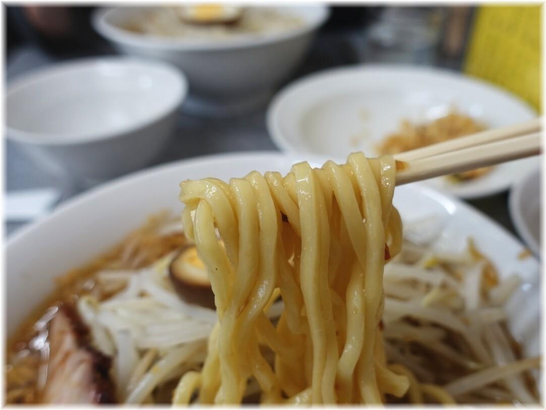喜楽 中華麺の麺