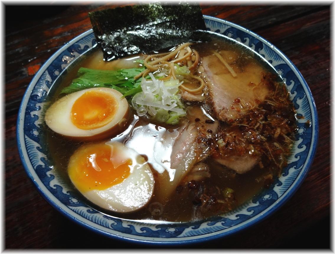 麺工房 隠國 隠國スペシャル(醤油)