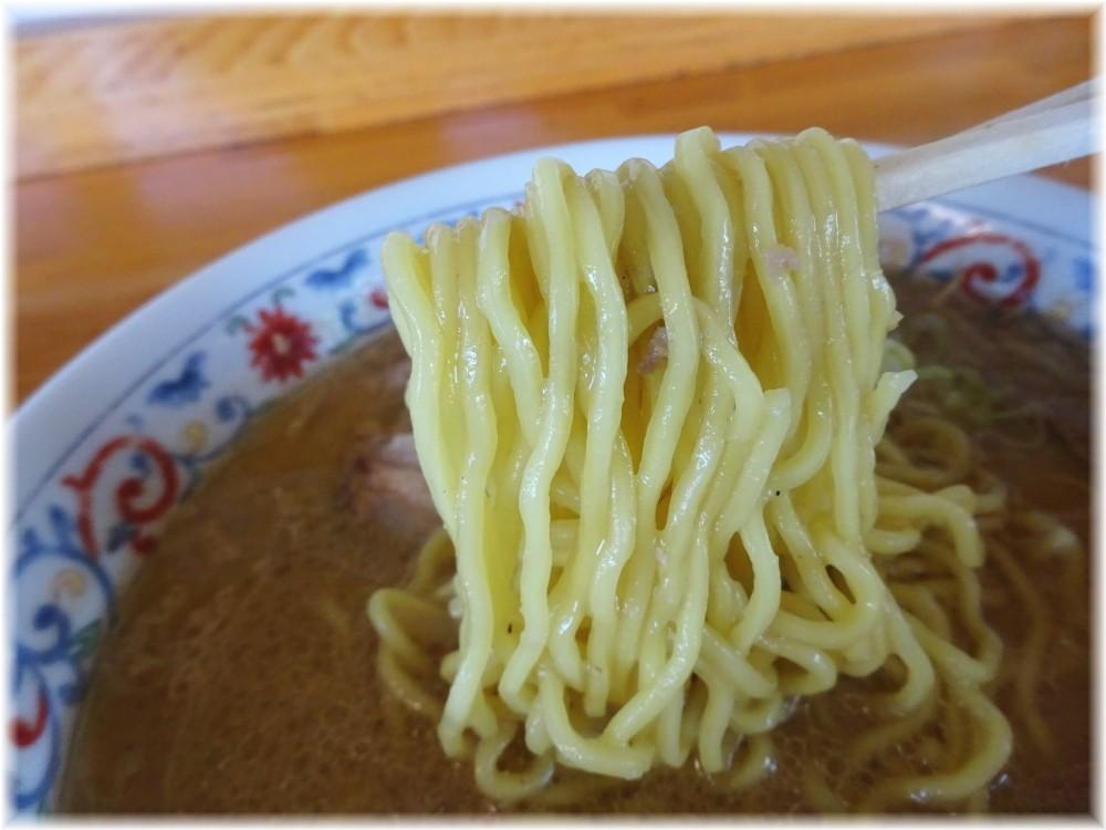 大雅 味噌チャーシューめんの麺