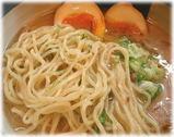 九段 斑鳩 煮玉子塩本鰹らー麺の麺