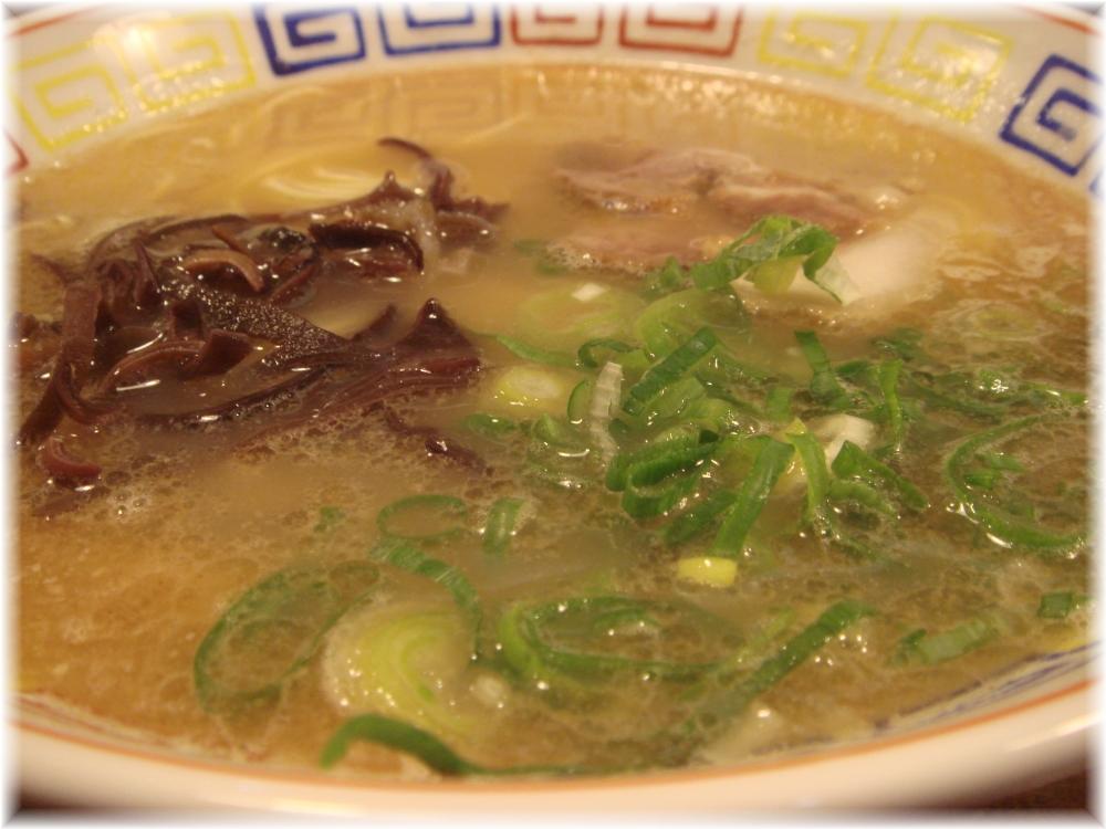 未羅来留亭2 ラーメンのスープ