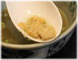 ひるがお 塩つけ麺の貝柱