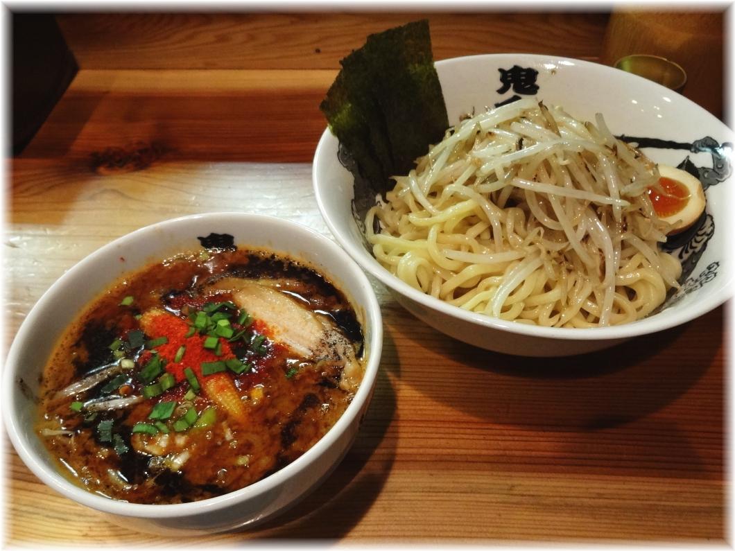 カラシビつけ麺鬼金棒 特製カラシビつけ麺