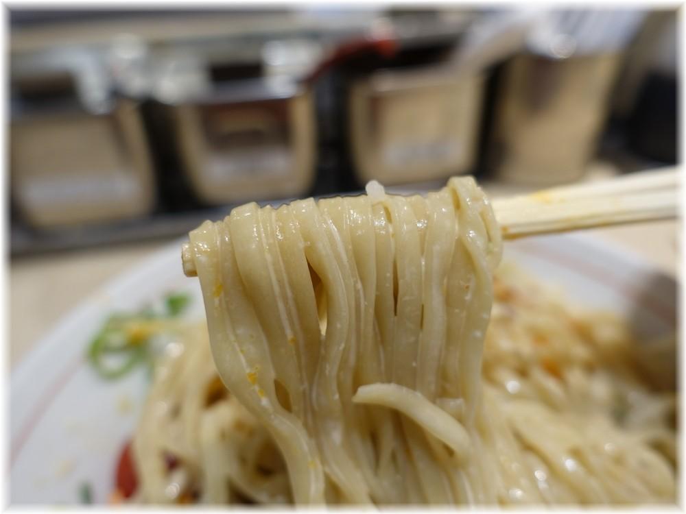 千里眼志木店2 冷やし中華の麺