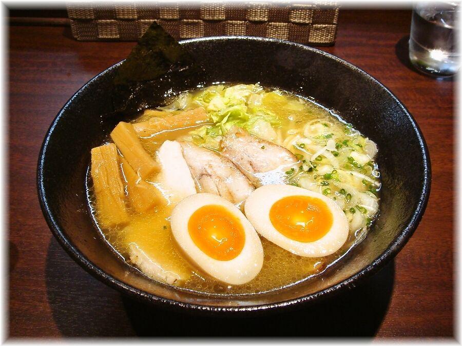 麺喰屋Senmi 特製塩らー麺
