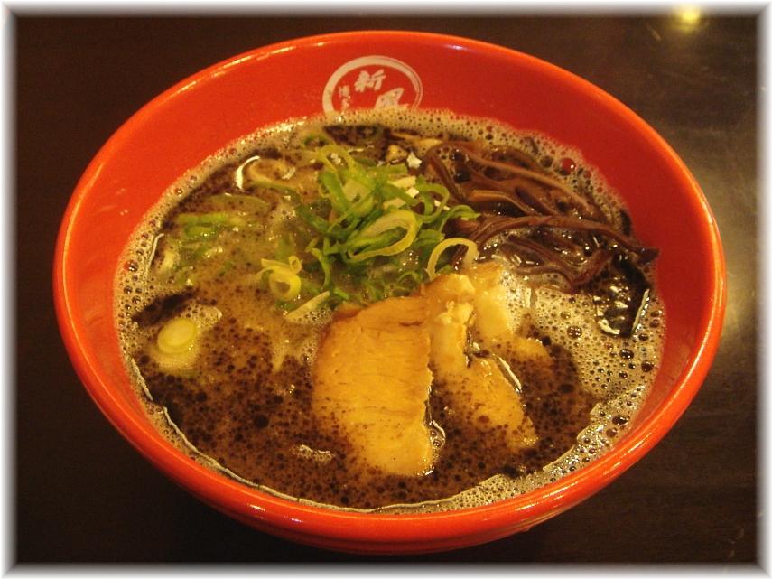 博多新風デイトス店 新風麺